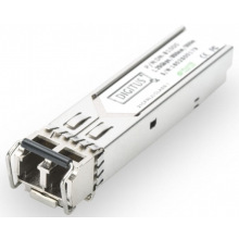 Модуль DIGITUS 1.25 Gbps SFP, 550m, MM, LC Duplex, 1000Base-SX, 850nm (DN-81000)