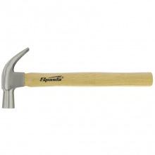 Молоток-обценьки 450 г, бойок 27 мм, дерев'яна ручка,  SPARTA (MIRI104205)