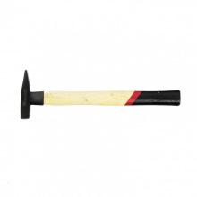 Молоток слюсарний 100 г, квадратний бойок, дерев'яна ручка,  MTX (MIRI102269)