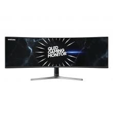 "Монитор CURVED GAMING QLED LCD Samsung 48.9"" C49RG90 DualQHD 4ms, 2xDP, HDMI, VA, USB, 120Hz, 32:9 (LC49RG90SSIXCI)"