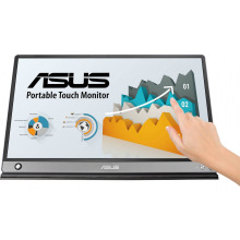 "Монитор LCD 15.6"" Asus MB16AMT MicroHDMI, USB-C, MM, IPS, 1920x1080, 7800mAh, Touch Screen (90LM04S0-B01170)"