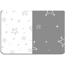 Набор аксессуаров для подушки Nuvita DreamWizard (наволочка, мини-подушка) Серый (NV7101GRAY)