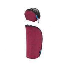 Набор (кошелек, чохол для пустышки) MyMia бордовый (NV8806BORDEAUX)
