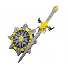 Набір іграшкової зброї eKids Transformers, Bumblebee, звуковий ефект (TF-502BB.EXV7)