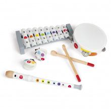 Набор музыкальных инструментов Janod серия Конфети (J07600)