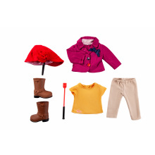 Набор одежды для кукол Our Generation Deluxe для верховой езды  (BD30121Z)