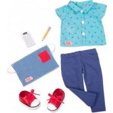 Набор одежды для кукол Our Generation Продавец  (BD30375Z)