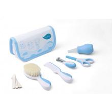 Набор по уходу за ребенком Nuvita COOL Большой 0м+ Синий Blue (NV1136COOLBLUE)