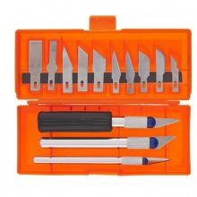 Набір різців по дереву, пластмасові ручки, 13 шт,  SPARTA (MIRI246165)
