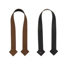 Набор ручок (натуральная кожа) MyMia NU-PGBG0057-8823 коричневый (NV8823TAUPE)