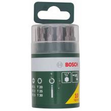 Набір біт Bosch 9 шт. + універсальний тримач (2.607.019.452)