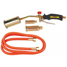 Набор Topex для газовой пайки 19,5 кВт, 3 насадки (44E115)