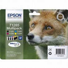 Набор Картриджей Epson (C13T12854012) B/C/M/Y