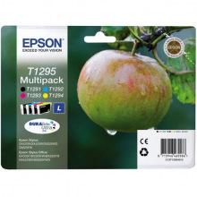 Набор Картриджей Epson (C13T12954012) B/C/M/Y повышенной емкости