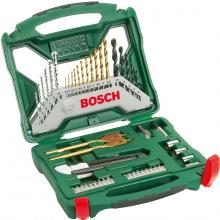 Набор сверл и бит Bosch X-LINE-50 TITANIUM (2.607.019.327)