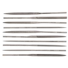 Надфили Topex игольчатые по металлу, набор 10 шт. (06A020)