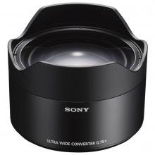 Сверхширокоугольная насадка для объектива Sony SEL 28mm f2.0 FE (SEL075UWC.SYX)