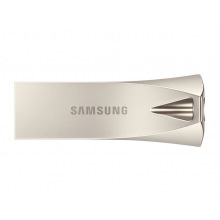 Флешка USB Samsung 64GB USB 3.1 Bar Plus Champagne Silver (MUF-64BE3/APC)