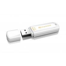 Флешка USB Transcend 32GB USB 3.1 JetFlash 730 White (TS32GJF730)