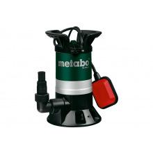 Насос занурювальний Metabo PS 7500 S для брудної води (0250750000)