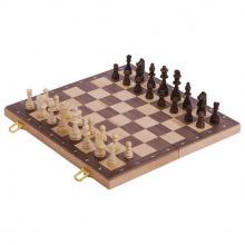 Настольная игра goki Шахматы в деревянном футляре (56922G)