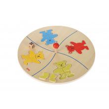 Настольная игра goki Веселые медвежата (56941G)