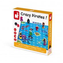 Настільна гра Janod Божевільні пірати  (J02740)