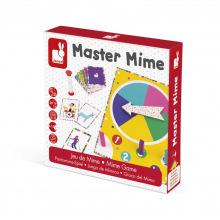 Настольная игра Janod Майстер мимойки (J02751)