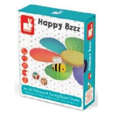 Настольная игра Janod Щасливая пчелка (J02697)