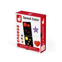 Настольная игра Janod Изучаем цвета  (J02699)