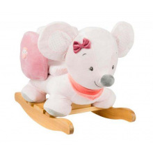 Nattou Крісло-гойдалка мишка Валентина  (424264)