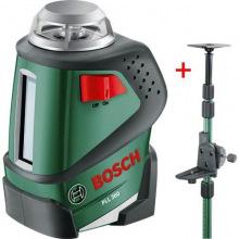 Нивелир Bosch лазерный PLL 360 Set со штативом TP 320 (0.603.663.003)