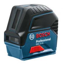 Нивелир Bosch лазерный GCL 2-15 + RM1 + BM3 clip + кейс (0.601.066.E02)