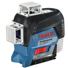 Нивелир Bosch лазерный GLL 3-80 CG (12 V)+ BM 1 + L-Boxx (0.601.063.T00)