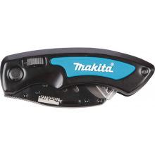 Нож Makita монтажный складной (10 дополнительных лезвий)(P-90548) (P-90548)