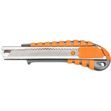 Нож Neo с лезвием, что отламывается, 18 мм, металллический корпус (63-011)