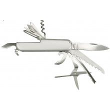 Нож Topex перочинный, 11 функций, нержавеющая сталь (98Z116)