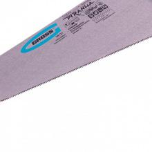 """Ножівка для  ламінатy """"PIRANHA"""" 360 мм, 15-16 TPI,  гартований зуб - 2D, пластикова рукоятка,  GROSS (MIRI24121)"""