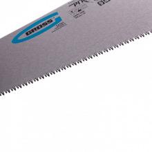 """Ножівка по дереву """"PIRANHA"""" 500 мм, 7-8 TPI, гартований зуб - 3D, двокомпонентна рукоятка,  GROSS (MIRI24101)"""