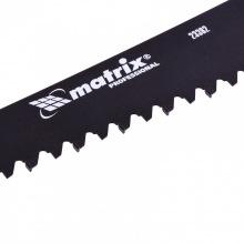Ножівка по пінобетону 700 мм, твердосплавні напайки на зубці, захисне покриття полотна, двокомпонентна рукоятка, МТХ (MIRI233829