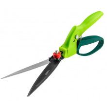 Ножницы Verto для травы 340 mm, Лезвия 130 mm, многопозиционные (15G300)