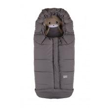 Зимний конверт Nuvita 9605 СUCCIOLI JUNIOR меланжевый серый/кролик/серый (NV9605CUCCIOLOJRMELGR)