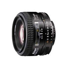 Об'єктив Nikon 50 mm f/1.4D AF NIKKOR (JAA011DB)
