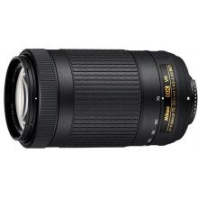 Об'єктив Nikon 70-300mm f/4.5-6.3G ED VR AF-P DX (JAA829DA)