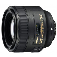 Об'єктив Nikon 85mm f/1.8G AF-S (JAA341DA)