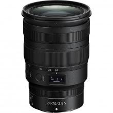 Об'єктив Nikon Z NIKKOR 24-70mm f2.8 S (JMA708DA)