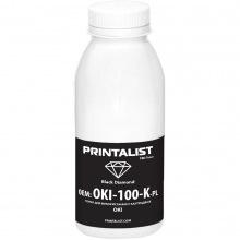 Тонер PRINTALIST для OKI универсальный 100г Black (Черный) (OKI-100-K-PL)