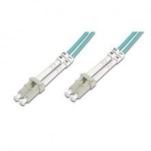 Оптический патч-корд DIGITUS LC/UPC-LC/UPC, 50/125, OM3, duplex, 10m (DK-2533-10/3)