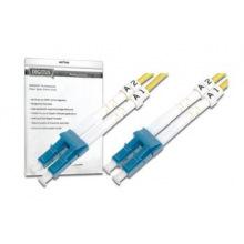Оптический патч-корд DIGITUS LC/UPC-LC/UPC, 9/125, OS2, duplex, 3m (DK-2933-03)