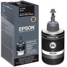 Чернила Epson 774 Black (Черный) (C13T77414A) 140мл